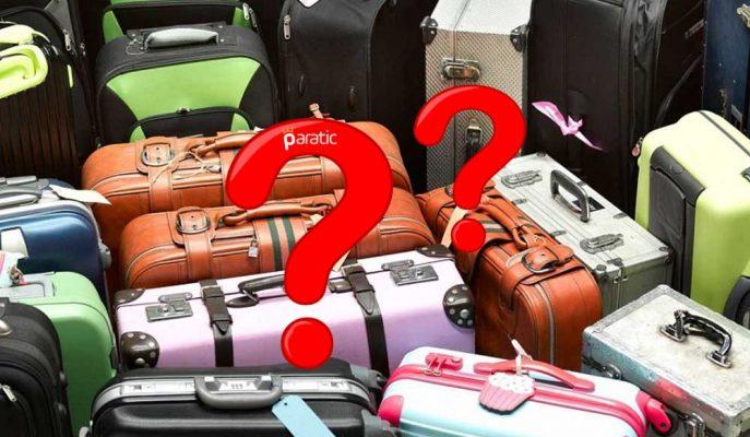 Kaybetme ya da Karıştırma Riskini Ortadan Kaldıracak Bavullar!