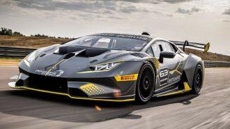 Lamborghini Huracan Super Trofeo EVO: Pistlerin En Sinirli Boğası!