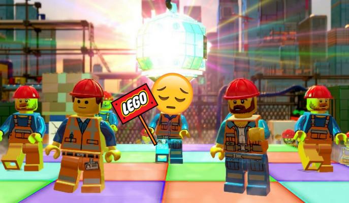Lego 1400 Çalışanın İşine Son Verdi!