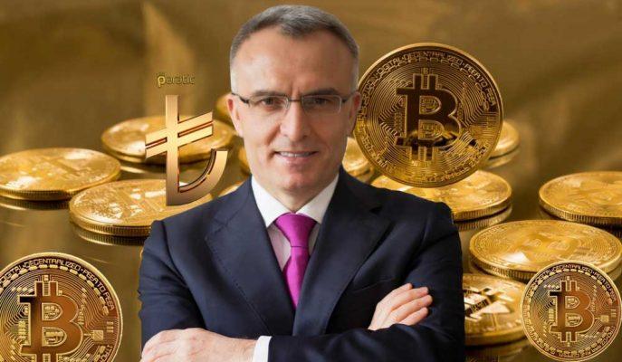 Maliye Bakanı Naci Ağbal'dan Bitcoin Açıklaması Geldi