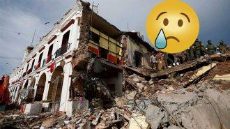 Meksika'da Yaşanan 7.1 Şiddetindeki Deprem Esnasında Çekilmiş Kan Donduran Görüntüler