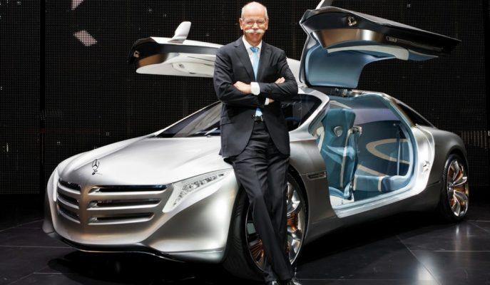 Mercedes Gelecek Adına Önemli Bir Karara İmza Attı!