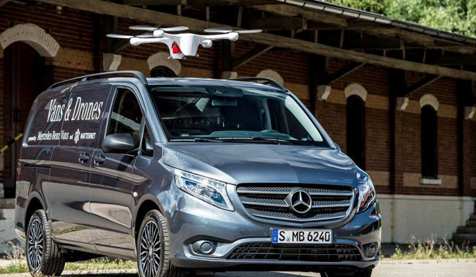 Mercedes'ten Taşımacılık Alanında Devrim Niteliğinde Proje