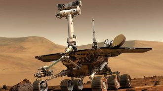 NASA Keşif Aracının 5 Yıl Boyunca Mars'ta Çektiği Tüm Görüntüler
