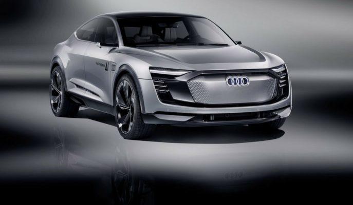 """Otonom Sürüşte Üst Seviyeye Geçen Akıllı Otomobil: """"Audi Elaine Concept"""""""