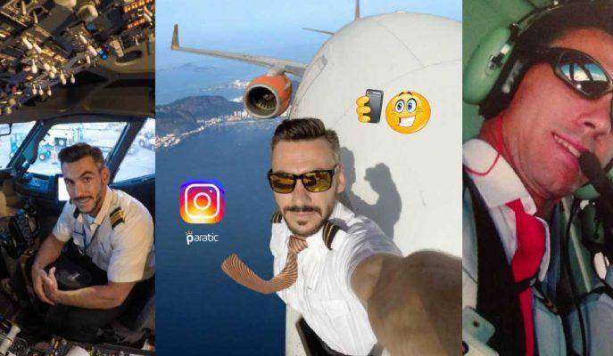 Pilot Ganso'nun Çektiği Sıra Dışı Fotoğraflar Onu Bir Fenomen Yaptı!