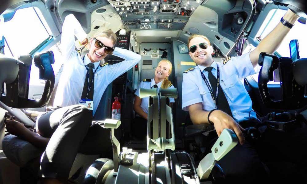 Pilot Olmak Nasil Olunur Sartlari Ve Maaslari Paratic