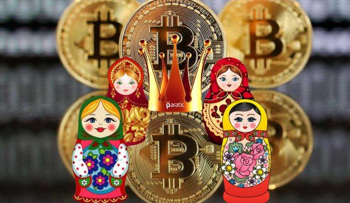 Rusya Bitcoini Yasallaştırmak için Önemli Adımlar Atıyor