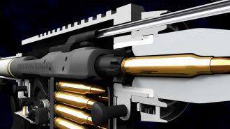 Silahların Ateşlenme Anında Olan Biten Her Şeyin Animasyon Görüntüleri