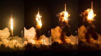 SpaceX'in Roketleri İndirme Aşamasında Yaşanan Kazalar