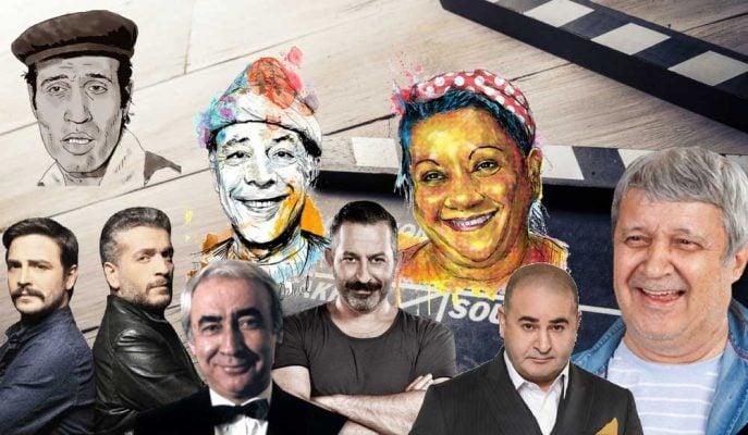 Türk Sinemasının Unutulmaz Komedi İkilileri