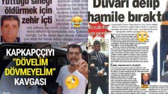 Türkiye'de Meydana Gelen En Komik ve En İlginç 70 Haber