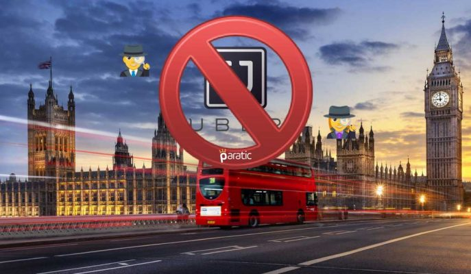 Uber Londra'da Yasaklandı, Sosyal Medyadan Karara Tepki Yağdı!