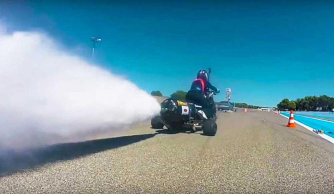 Üç Tekerlekli Bisiklet ile Görülmemiş Bir Hız Deneyimi