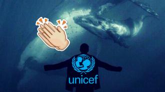 UNICEF'ten Çocuklarımızı Mavi Balina Oyunundan Nasıl Koruyacağımıza Dair 11 Tavsiye!