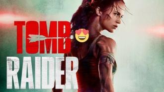 Tomb Raider Bomba gibi Geri Dönüyor! İşte Filmin İlk Fragmanı!