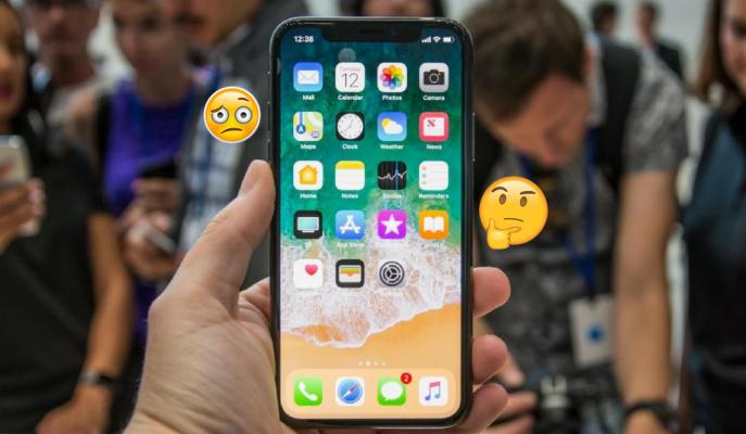 """Yıllar Öncesine Ait iPhone X'un """"Devrim Yaratan"""" Özellikleri"""