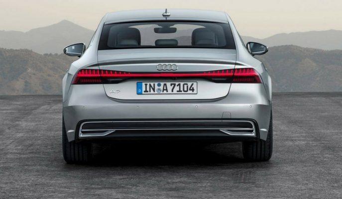 2018 Yeni Audi A7 Sportback: Spor Sedanların Gıpta Edeceği Araba!