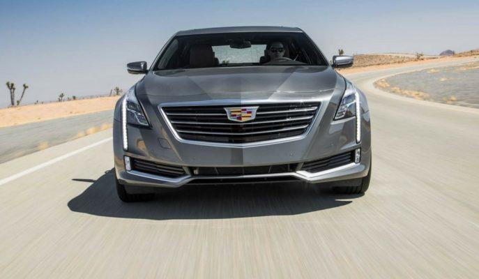 """2017 Yeni Cadillac CT6 """"Super Cruise"""" Versiyonu ile Otonom Sürüşe Geçiyor!"""