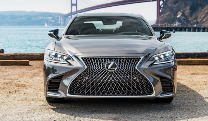 2018 Yeni Lexus LS: Daha Lüksü Hayal Edenlere!