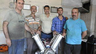 4 Türk Arkadaş Kendi Elektriğini Üreten Yakıtsız Motor İcat Etti!