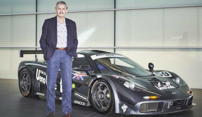 Efsane McLaren F1'i Tasarlayan Gordon Murray Yeni Bir Otomobil Markası Kuruyor!