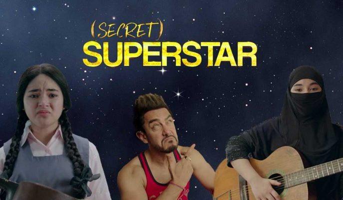 Aamir Khan'ın Son Filmi Secret Superstar'ı Sinemada İzlemek İçin 10 Neden