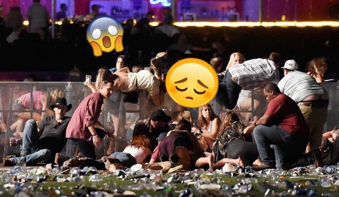 ABD'nin En Kanlı Terör Saldırısı Las Vegas Katliamında Yaşananlar
