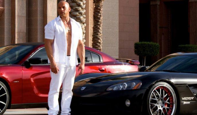 """Aksiyon Filmlerinin Yıldızı """"Vin Diesel""""in Pahalı Araba Koleksiyonu!"""