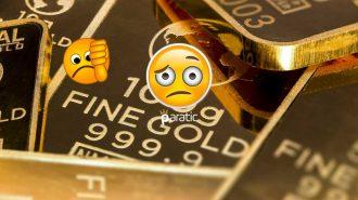 Altının Ons Fiyatı ABD Hisselerindeki Rekordan Sonra Çakıldı!