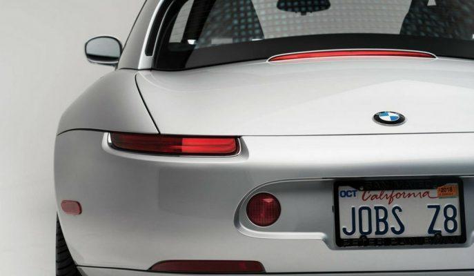 Apple Kurucusu Steve Jobs'un BMW Z8'i Açık Artırmayla Satılıyor!