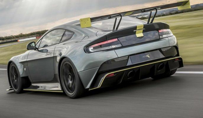 Aston Martin Vantage AMR Pro: GT4 Ruhu Tekrar Beden Buldu!