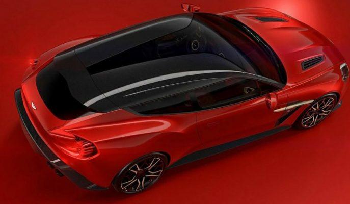 Aston Martin Zagato Shooting Brake: Asaletin Pelerini Kalktı!