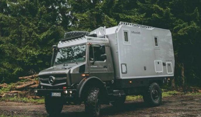 Bimobil EX 435 Expedition: Mercedes Unimog'un Ağır Arazi Karavanı!