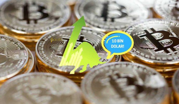 Bitcoin İlk Defa 5 Bin Doları Gördü! 2018'de 10 Bin Dolar Olacak Dendi!