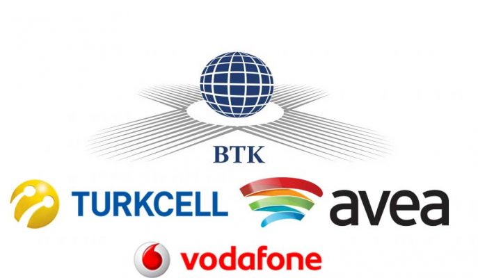 BTK'dan Tüm GSM Operatörlerine Ceza Yaptırımı