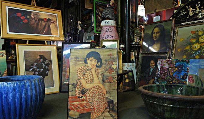 New York'un 30 Yıllık Geçmişi Çöpteki Hazineler Müzesi'nde Sergileniyor!