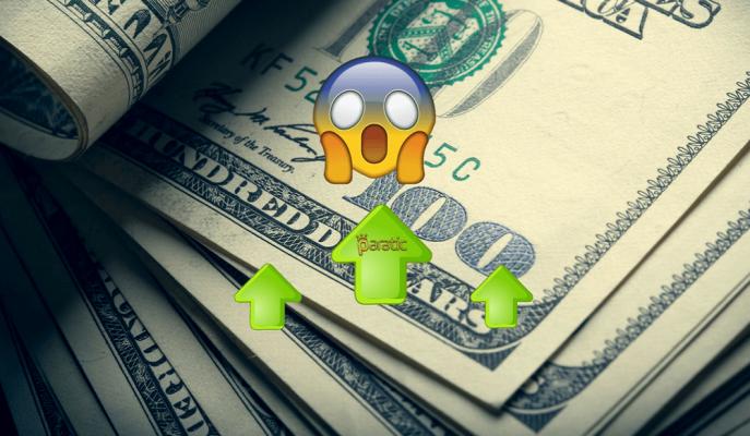 Dolar Şaşırtan ABD Verileri Sonrasında Sıçrama Yaptı!