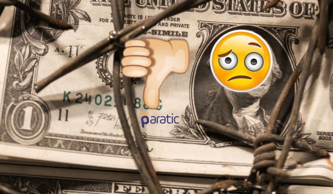 Geçen Hafta Zirveyi Gören Dolar/TL 3,77 Seviyesine Geriledi