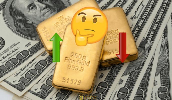 Dolar Hız Kesmeden Yükselirken Altın Yine Yerlerde!