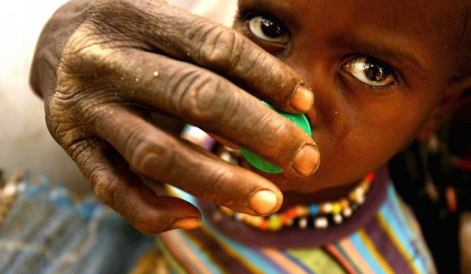 Dünya Genelinde 815 Milyon Kişi Açlık Çekiyor!