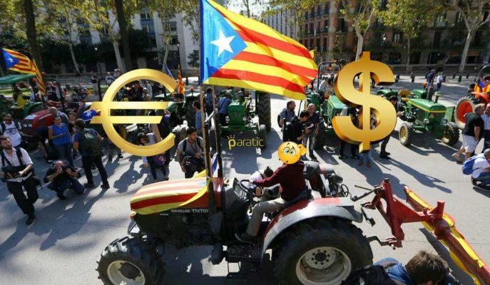 Euro/Dolar Katalonya Krizi ile Dalgalı Seyrediyor