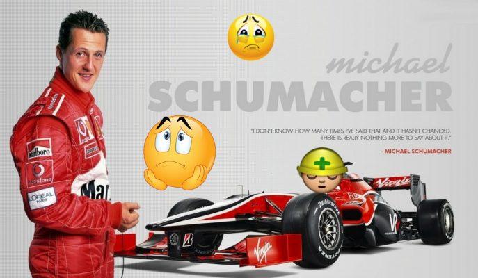 F1 Efsanesi Michael Schumacher'den Kötü Haber Geldi!
