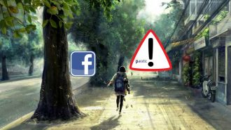 Facebook'un Tehlikeli Oyunu Çocukları 48 Saat Ortadan Kaybolmaya Teşvik Ediyor!