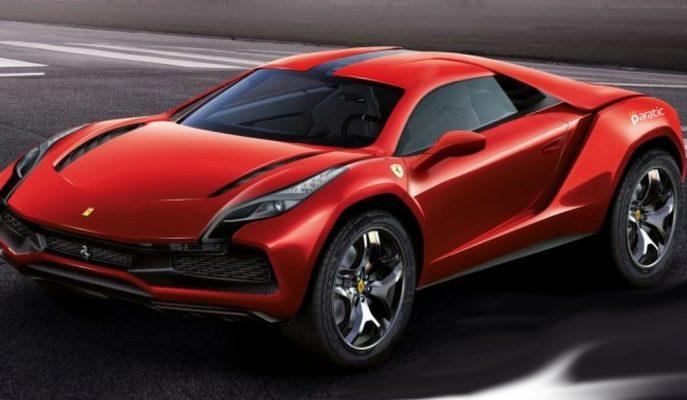 Ferrari CEO'su Yeni Bir SUV Modelin 2022'de Üretileceğini Söyledi!