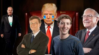 Forbes'a Göre Trump 2017'de Fakirleşti! Diğer Milyarderler Ne Durumda?