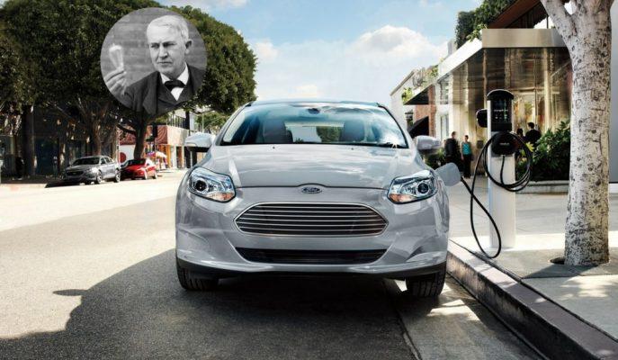 """Ford """"Edison Takımı"""" ile Tesla'nın Dünyadaki İlk Rakibi Oldu!"""