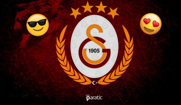 Galatasaray Sahalarda Olduğu Kadar Borsada da Fırtınalar Estiriyor!