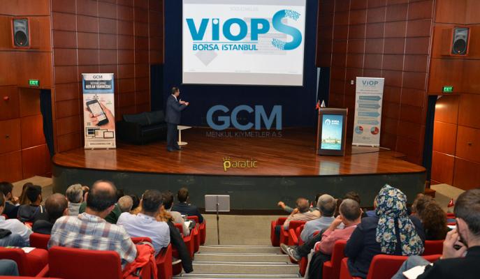 GCM Menkul Kıymetler A.Ş. Borsa İstanbul'da Finansal Okuryazarlık ve VİOP Eğitimi Verdi
