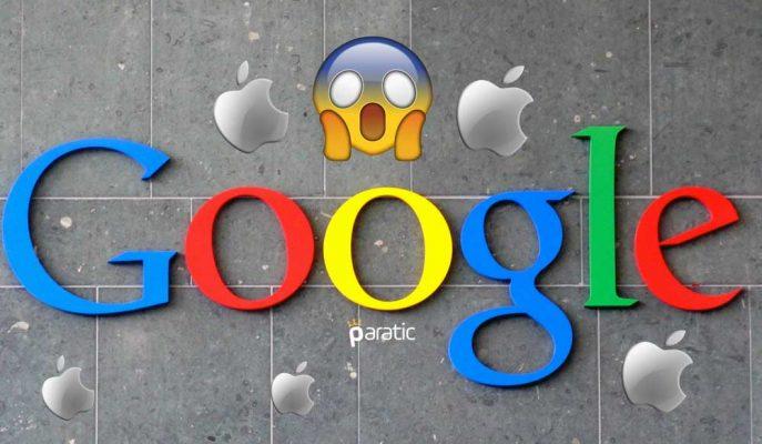 Google'ın Apple'ı Satın Aldığı Haberi Piyasaları Karıştırdı
